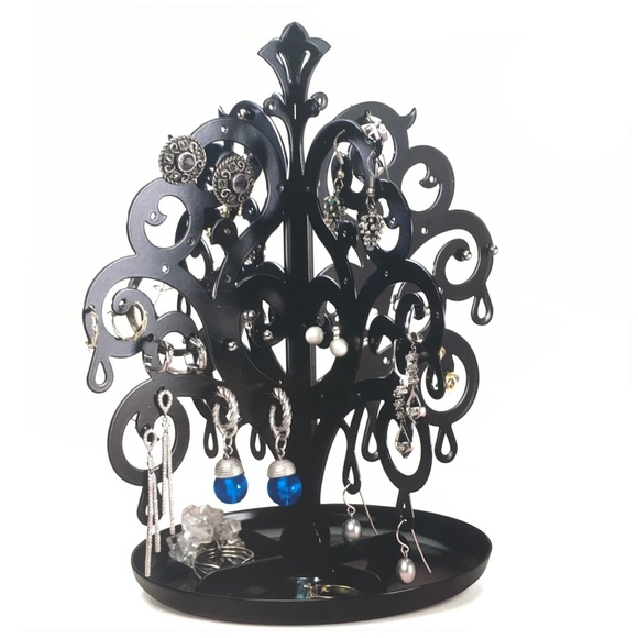 Other - Earring Tree Black New in Box